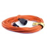 удлинительный кабель Lux УС1-О-30 (У-101) (10130), без катушки