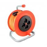 удлинительный кабель Lux К4-Е-40 (25140) c катушкой