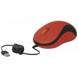 мышка Defender MS-960 USB (D52961) красная