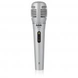 микрофон мультимедийный BBK CM114, серебристый