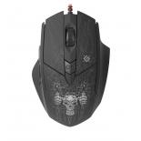 мышка Defender Doom Fighter GM-260L, черная