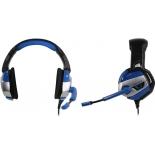 гарнитура для ПК Dialog HGK-37L, синяя