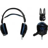 гарнитура для ПК SmartBuy Rush Cobra SBHG-1000, черно-синяя