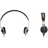 гарнитура проводная для телефона Dowell HD-207 Pro, серебристая