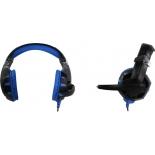 гарнитура для ПК Dialog HGK-34L 7.1, синяя