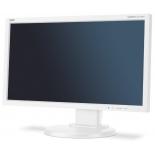 монитор NEC E233WMI, серебристо-белый