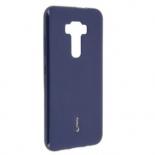 чехол для смартфона Cherry для Asus ZenFone 3 ZE520KL, синий + плёнка