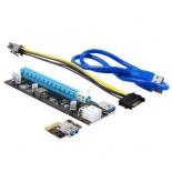 аксессуар компьютерный Raiser PCI-Ex16-PCI-E 1x