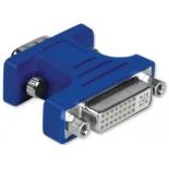 кабель (шнур) Переходник Hama H-45074 VGA - DVI