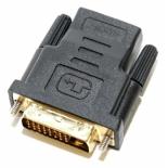 кабель (шнур) 5bites DH1803G (DVI-D DL - HDMI, M/F)