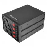серверный аксессуар Сменный бокс для HDD/SSD Thermaltake Max 3504 черный