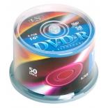 оптический диск DVD-R  VS  4.7 Gb VSDVDPRCB5001 (50 шт)