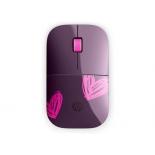 мышь HP Z3700 розовая