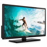 телевизор Fusion FLTV-22C100, Чёрный