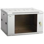 серверный шкаф ITK Linea W 6U, серый
