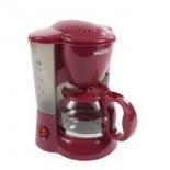 кофеварка Marta MT-2111, бургунди
