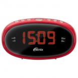 Радиоприемник Радиобудильник Ritmix RRC-616 R
