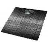 весы напольные Marta MT-1677, черный алюминий