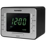 Радиоприемник Telefunken TF-1508, черный/серебристый