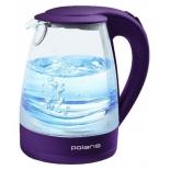 чайник электрический Polaris PWK 1767-CGL, фиолетовый