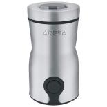 кофемолка Aresa AR-3604, серебристая