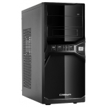 корпус CROWN CMC-SM600 450W Black/silver