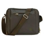 сумка для ноутбука Obosi 89A023 12-13'' Серо-зелёный