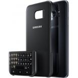 чехол для смартфона Samsung для Samsung Galaxy S7 edge Keyboard Cover черный