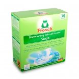 средство для мытья посуды Frosch Таблетки для ПММ (все в одном)