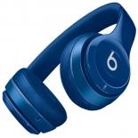 гарнитура bluetooth Beats Solo 2 Wireless (MKQ32ZE/A) синяя