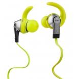 гарнитура для телефона Monster iSport Victory (137026), зелёная