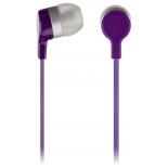 гарнитура для телефона Kitsound Mini, фиолетовая