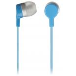 гарнитура для телефона Kitsound Mini, голубая