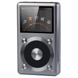 аудиоплеер FiiO X3 II, серый