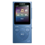 аудиоплеер Sony Walkman NW-E394, синий
