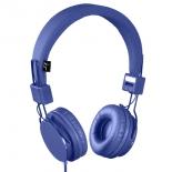 гарнитура для телефона Kitsound Malibu, синяя