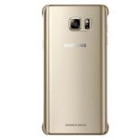 чехол для смартфона Samsung для Samsung Galaxy Note 5 Glossy Cover золотистый/прозрачный
