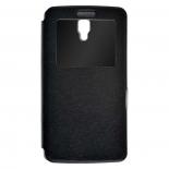 чехол для смартфона SkinBOX Lux Lenovo A2010 черный