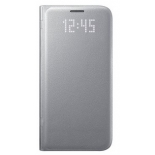 чехол для смартфона Samsung для Samsung Galaxy S7 LED View Cover серебристый