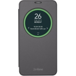 чехол для смартфона Asus для Asus ZenFone GO ZC500TG View Flip Cover чёрный