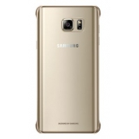 чехол для смартфона Samsung для Samsung Galaxy Note 5 Clear Cover золотистый/прозрачный