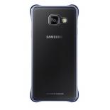 чехол для смартфона Samsung для Samsung Galaxy A3 (2016) Clear Cover черный/прозрачный