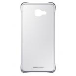 чехол для смартфона Samsung для Samsung Galaxy A7 (2016) Clear Cover серебристый/прозрачный
