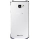 чехол для смартфона Samsung для Samsung Galaxy A3 (2016) Clear Cover серебристый/прозрачный