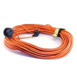 удлинительный кабель Lux УС1-Е-30 (У-161) (16130), без катушки