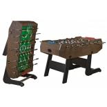 игровой стол Weekend Billiard - Maccabi (140x75x89 см), венге