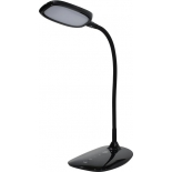 светильник настольный Эра NLED-453-9W-BK, Чёрный
