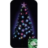 новогодняя елка Торг-Хаус Шишки, (150 см) зеленая
