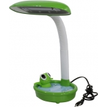 светильник настольный Эра NLED-455-5W-GR, Зелёный
