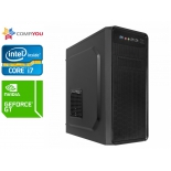 CompYou Home PC H577 (CY.538446.H577), купить за 38 980 руб.